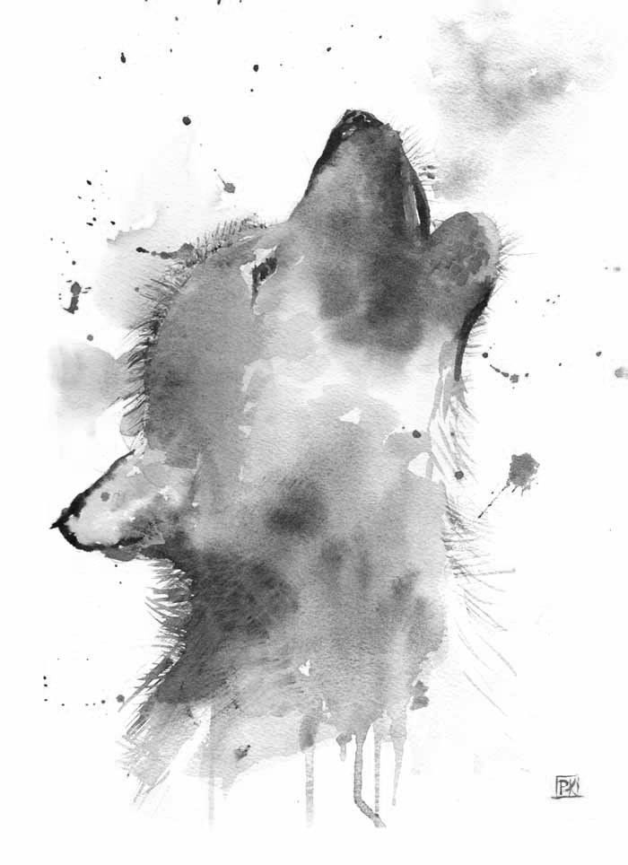 b77b62e39ac Wolf Art