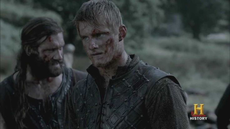 'Vikings' preview Episode 205: Ragnar & Bjorn in battle