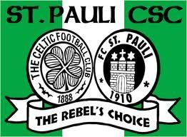 El club también es famoso por sus estrechos vínculos con el Celtic FC de Glasgow (Escocia). De hecho, muchos seguidores del St Pauli acuden a ver partidos de competiciones organizadas por la UEFA en Europa Central. Cuando el Celtic juega en casa, se pueden apreciar muchas bufandas del St Pauli en la grada, e incluso la tienda oficial online del Celtic vende productos del St Pauli.
