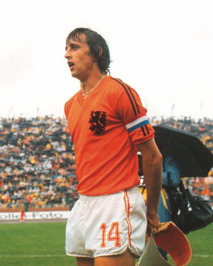 Johan Cruyff (Mundial Alemania 1974)
