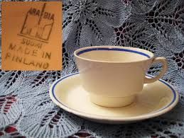 Kuvahaun tulos haulle kahvikupit arabia