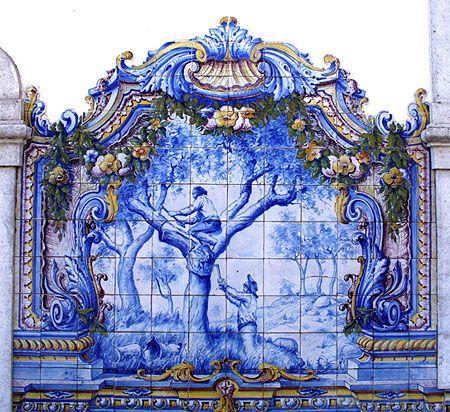 Azulejos - Images Alentejo