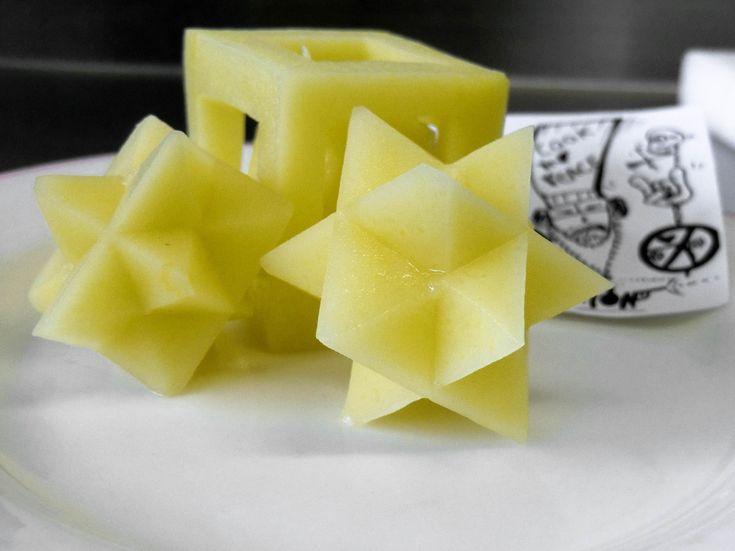 Pomme diamant. Une technique à utiliser en décor d'assiette. La recette par Chef Simon.