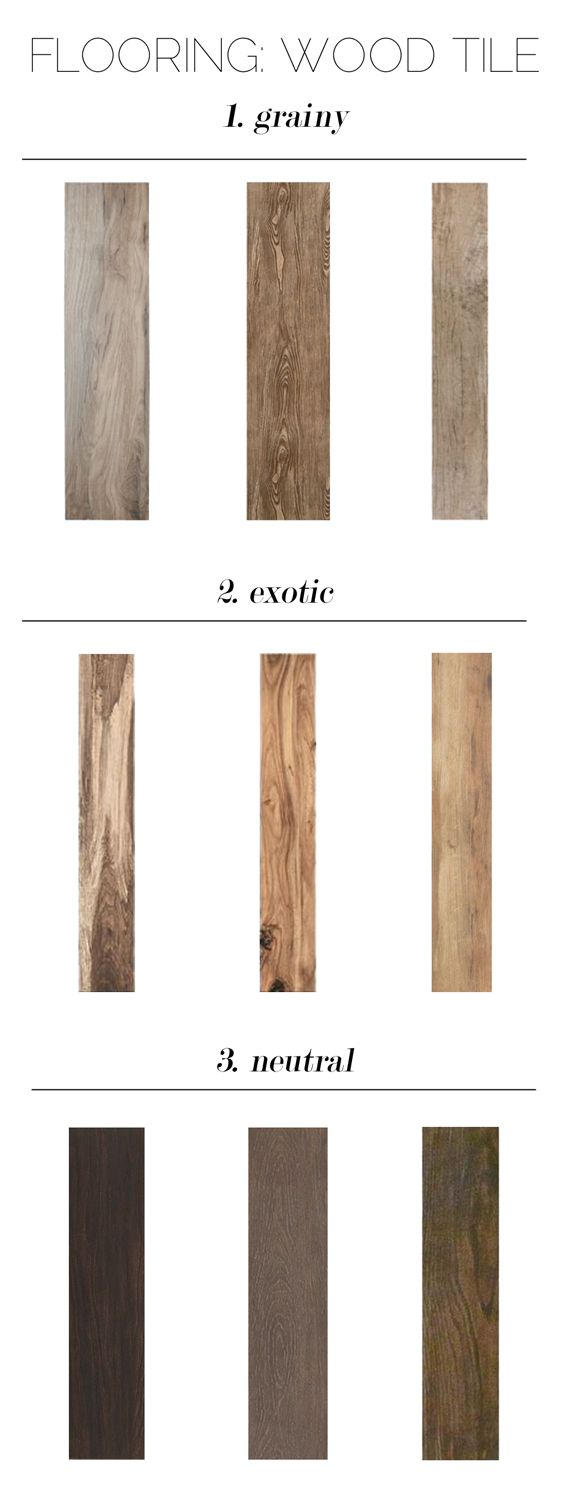 My favorite wood tile options // brittanyMakes