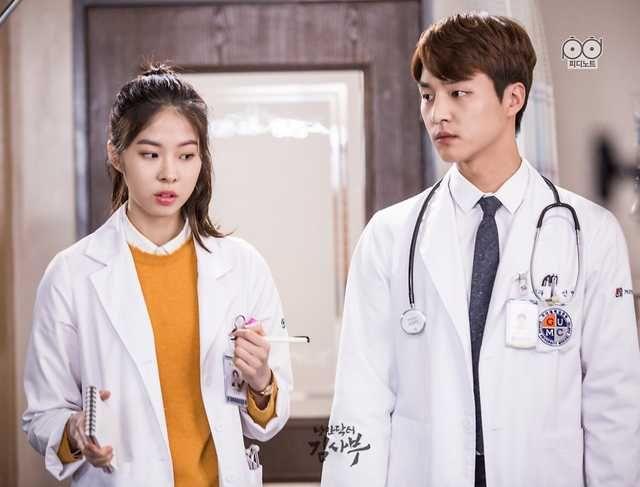 Stills Romantic Doctors Romantis Dokter Kpop