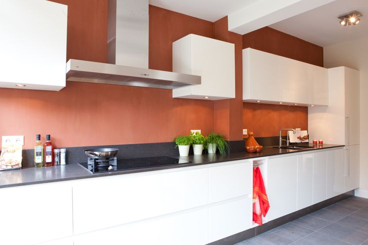 Taupe Kleurige Keuken : Met on Pinterest