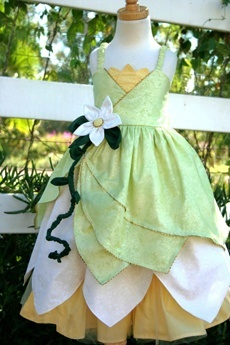 Princess T.i.a.n.a Costume