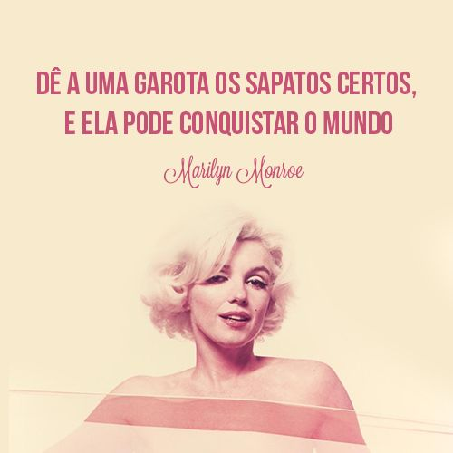 76 best images about frases do dia on pinterest eleanor - Marilyn monroe diva ...