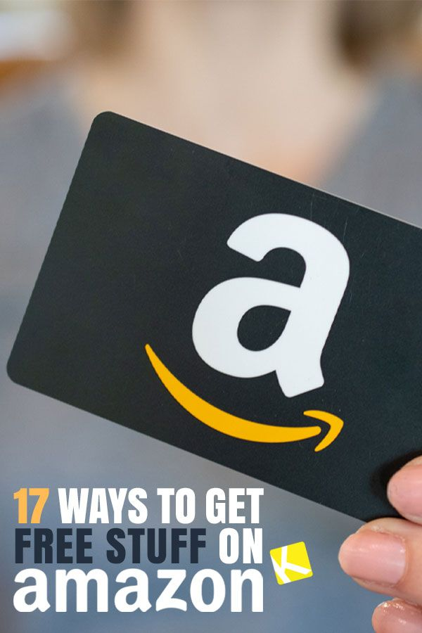 8 Ways To Get Free Stuff On Amazon Without Prime Free Amazon Products Best Gift Cards Amazon Gift Cards