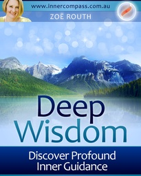 Deep Wisdom Workshop - my newest program, coming November 30th, 2012. It marks a deep shift of my focus to helping leaders expand their internal and external influence - by developing the capacity to respond with wisdom and compassion, whilst maintaining internal and external calm.