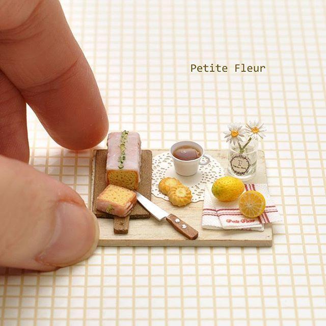 2016, Lemon Cake ♡ ♡ by Petite Fleur