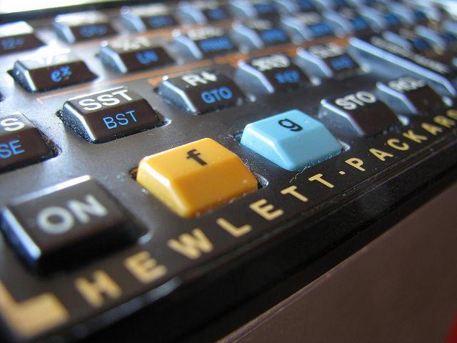#HP 12C #Programmable #Calculator (macro)   Flickr - Photo Sharing!