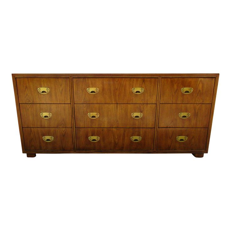Drexel Heritage Passage Collection Triple Dresser