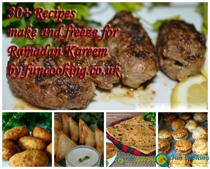Best 25 healthy ramadan recipes ideas on pinterest mushroom yummy healthy ramadan recipes that you can prepare freezencentrate on prayers this ramadan by preparing and freezing these easy to make recipes forumfinder Gallery