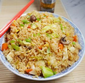 This Instant Pot Pressure Cooker Fried Rice recipe is as close to traditional Fried Rice, as you can get without using a Wok or Hot Cast Iron.