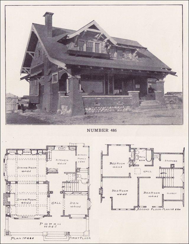 20th century house styles