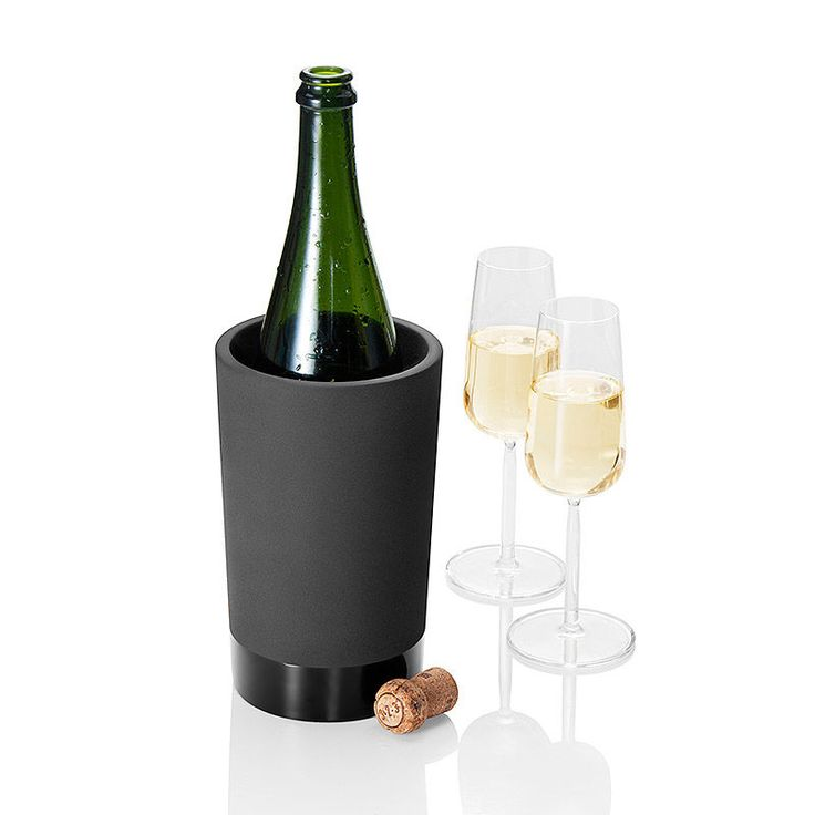 top3 by design - Magisso - Magisso bottle cooler black