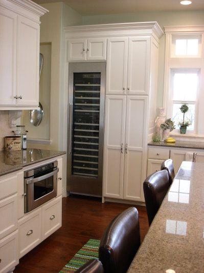 12 besten Kitchen countertops Bilder auf Pinterest geflieste - küche mit weinkühlschrank