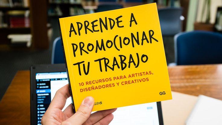 Un libro para aprender a enseñar al mundo lo que haces, sea o no Fotografía.