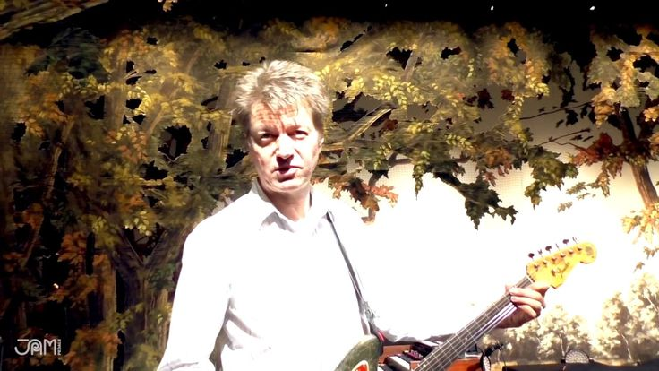 Nels Cline playing the JAM pedals Waterfall (part I)