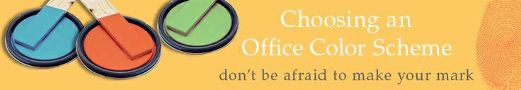 Choosing an Office Color Scheme - See Jane Work
