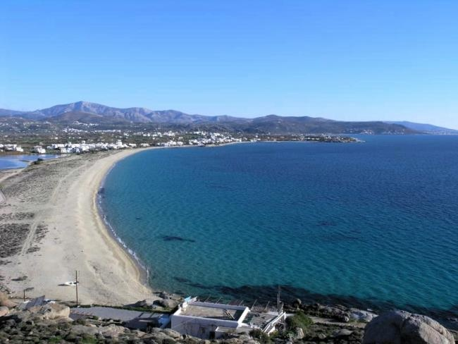 Ag. Prokopios, Naxos, Greece.  Best beach!