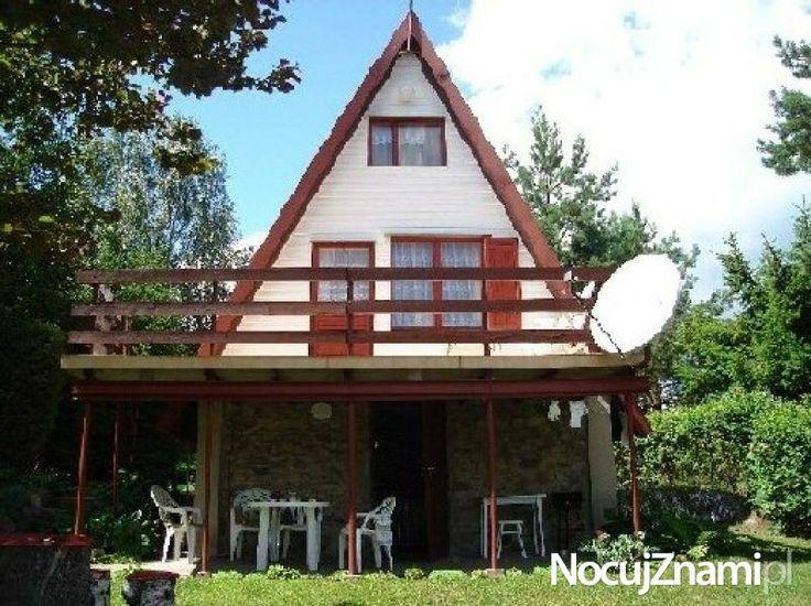 Domek Letniskowy - NocujZnami.pl || Nocleg nad jeziorem || #apartamenty #mazury #jezioro #apartments #polska #poland || http://nocujznami.pl/noclegi/region/jezioro