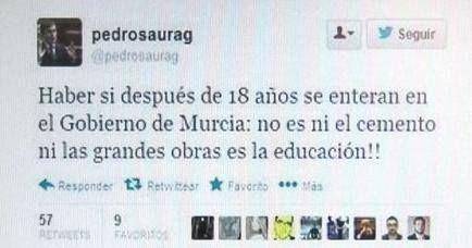 'Haber' por 'a ver': la falta ortográfica de un diputado que defendía la educación en Twitter #PSOE #comunicación  http://ecodiario.eleconomista.es/interstitial/volver/cetelemnovfeb14/espana/noticias/5368794/12/13/haber-por-a-ver-la-falta-ortografica-de-un-diputado-del-psoe-en-twitter-que-defendia-la-educacion.html