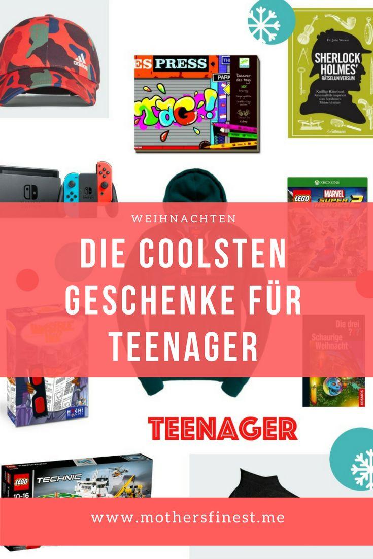 Coole Geschenke für Teenager