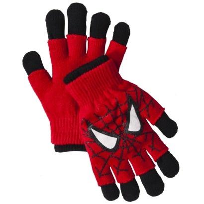 Spider-Man Boys' Glove - Red 4 TO 16