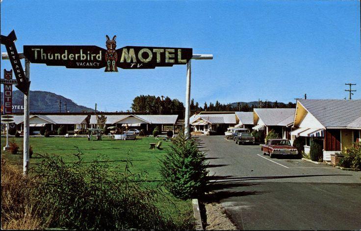 https://flic.kr/p/Ss4B7J | Thunderbird Motel, Duncan BC