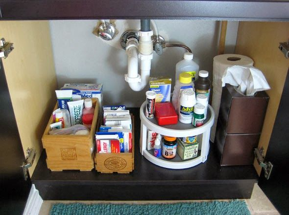 Top Organization Tricks To Boost Small Bathroom Space