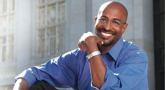"WATCH: CNN POLITICAL COMMENTATOR VAN JONES CALLS DONALD TRUMP A 'SUPER PREDATOR' CNN Commentator Van Jones called Donald Trump a ""super predator"" after the recent leaked video of Donald Trumps lewd comments."