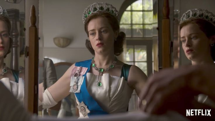 Netflix's Trailer For THE CROWN Season 2 Teases Some Intense Drama