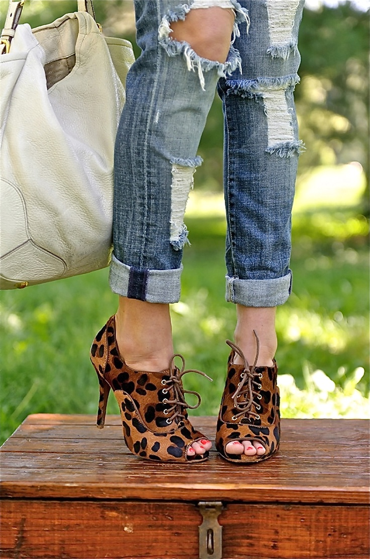 The shoes; This look; Love It...