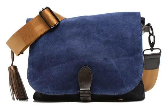 Bensimon Mosaïc Shoulderbag (Bleu) - Sacs à main chez Sarenza (224403)