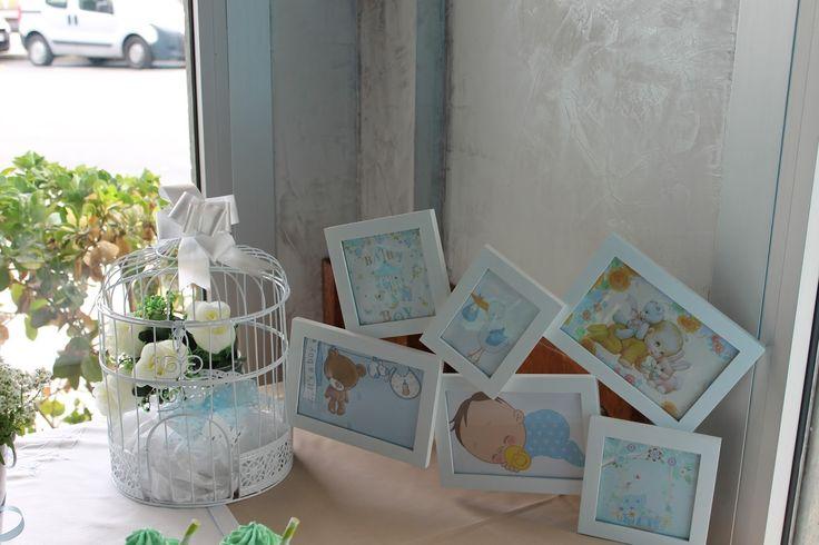 Events Maresme: BABYSHOWER NIÑO ELEGANTE Y TRADICIONAL