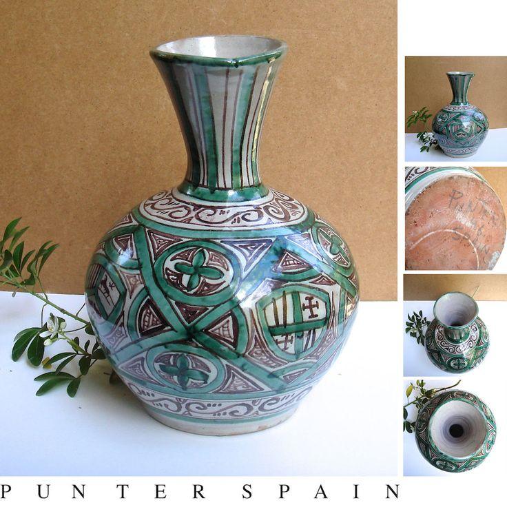 17 meilleures id es propos de vase en c ramique sur pinterest ceramica c ramiques et poterie. Black Bedroom Furniture Sets. Home Design Ideas