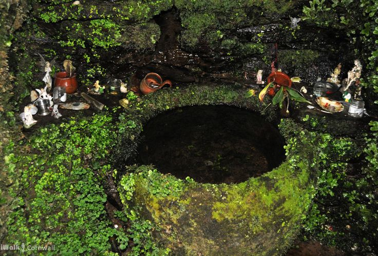 St Nonna's Well, Cornwall