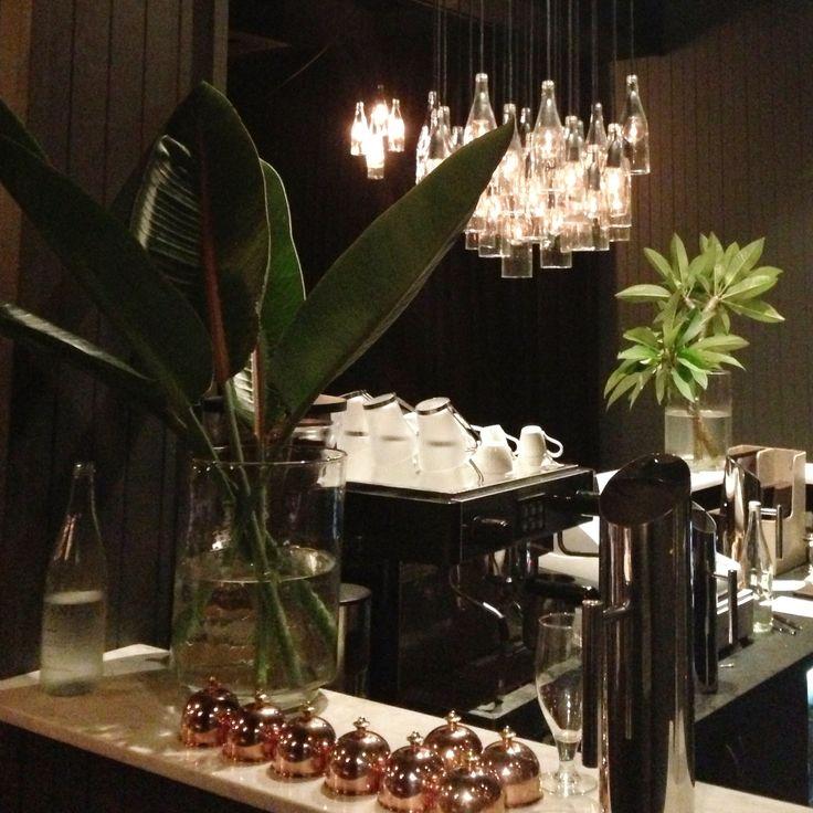 Nest Emporium Interiors Design And Installed The Interior At Caveau Restaurant Wollongong