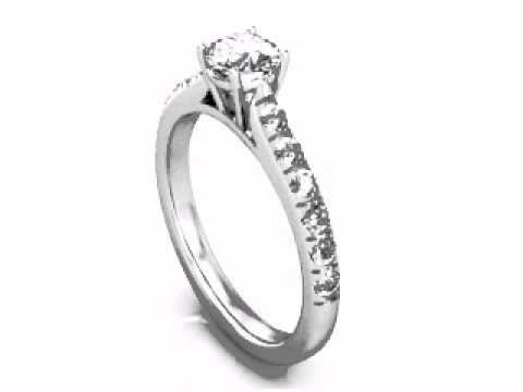 Simple Wholesale diamond rings and custom diamond engagement rings for sale in Dallas Texas