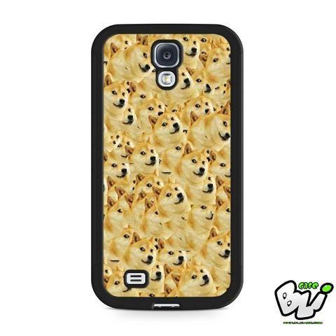 Shibe Doge Samsung Galaxy S4 Case
