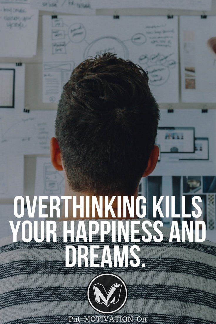 Don't overthink. Follow all our motivational and inspirational quotes. Follow the link to Get our Motivational and Inspirational Apparel and Home Décor. #quote #quotes #qotd #quoteoftheday #motivation #inspiredaily #inspiration #entrepreneurship #goals #dreams #hustle #grind #successquotes #businessquotes #lifestyle #success #fitness #businessman #businessWoman #Inspirational