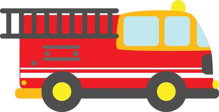 Een fullcolour muursticker van stoere brandweerauto. Combineer met de andere voertuigen en maak zo de kinderkamer compleet.