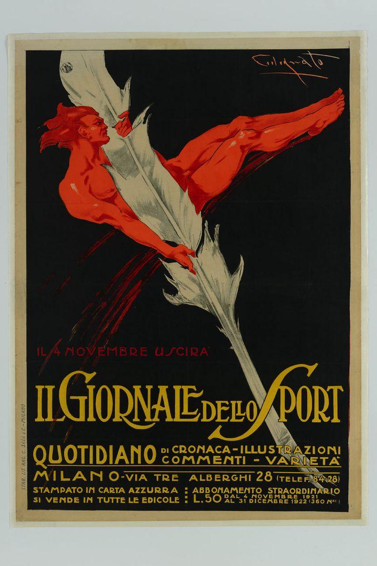 Codognato Plinio, 1921