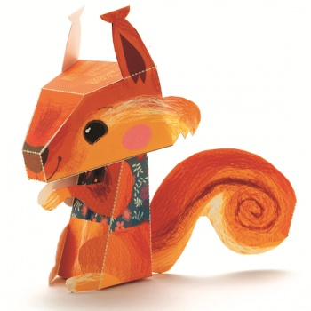 Paper toys   from DJECO