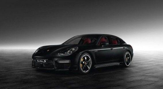 Новости: Эксклюзивный Porsche Panamera с темным характером