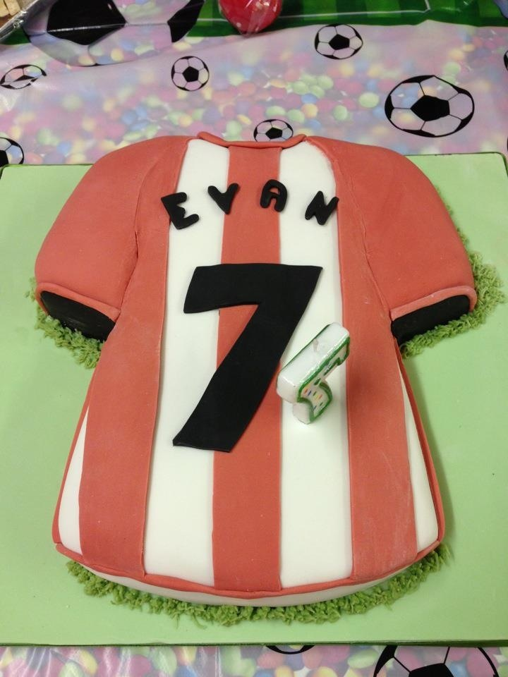 Sunderland football shirt