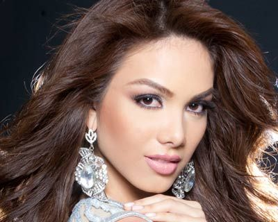Miss Earth Water 2014 is Maira Alexandra Rodriguez from Venezuela