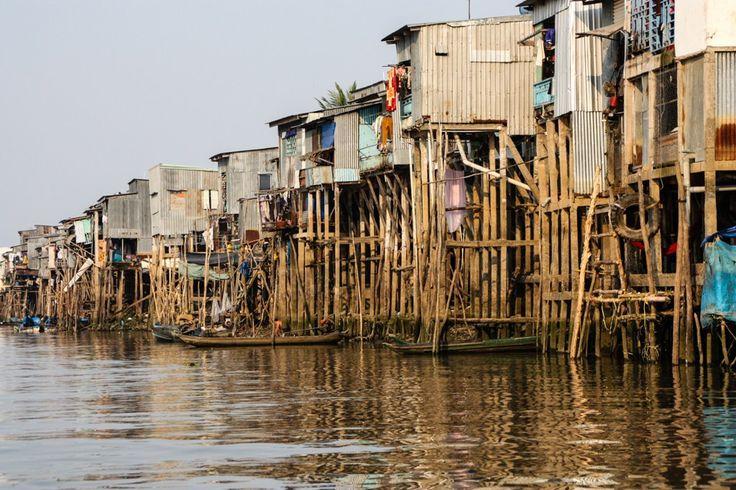 Rollin' Down the River in Chau Doc